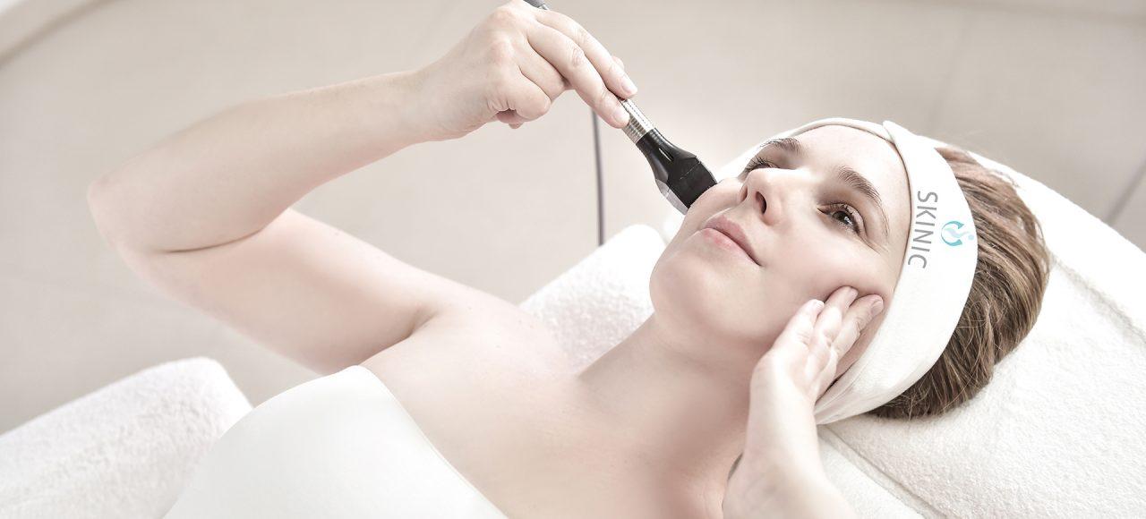 Kosmetikinstitut Medical Spa Berlin - Radiofrequenz-Hautstraffung
