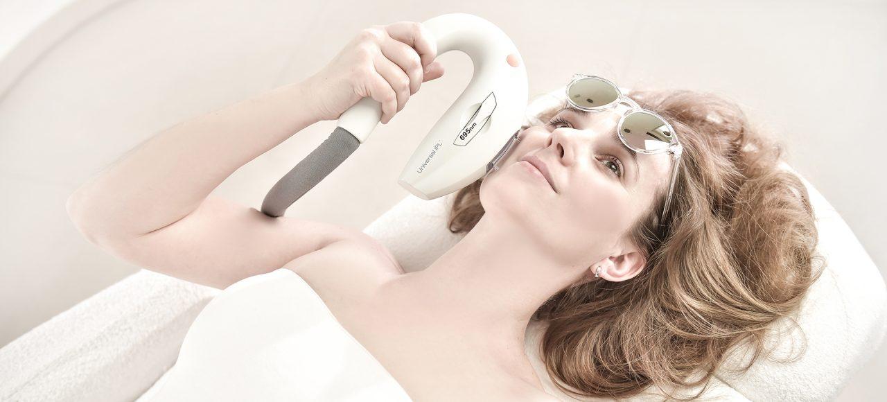 Kosmetikinstitut Medical Spa Berlin - Haarentfernung mit IPL